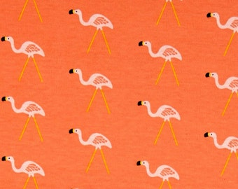 Organic KNIT - Coral Flamingos Lawn Ornaments from Cloud 9 Organic's Sidewalk Collection