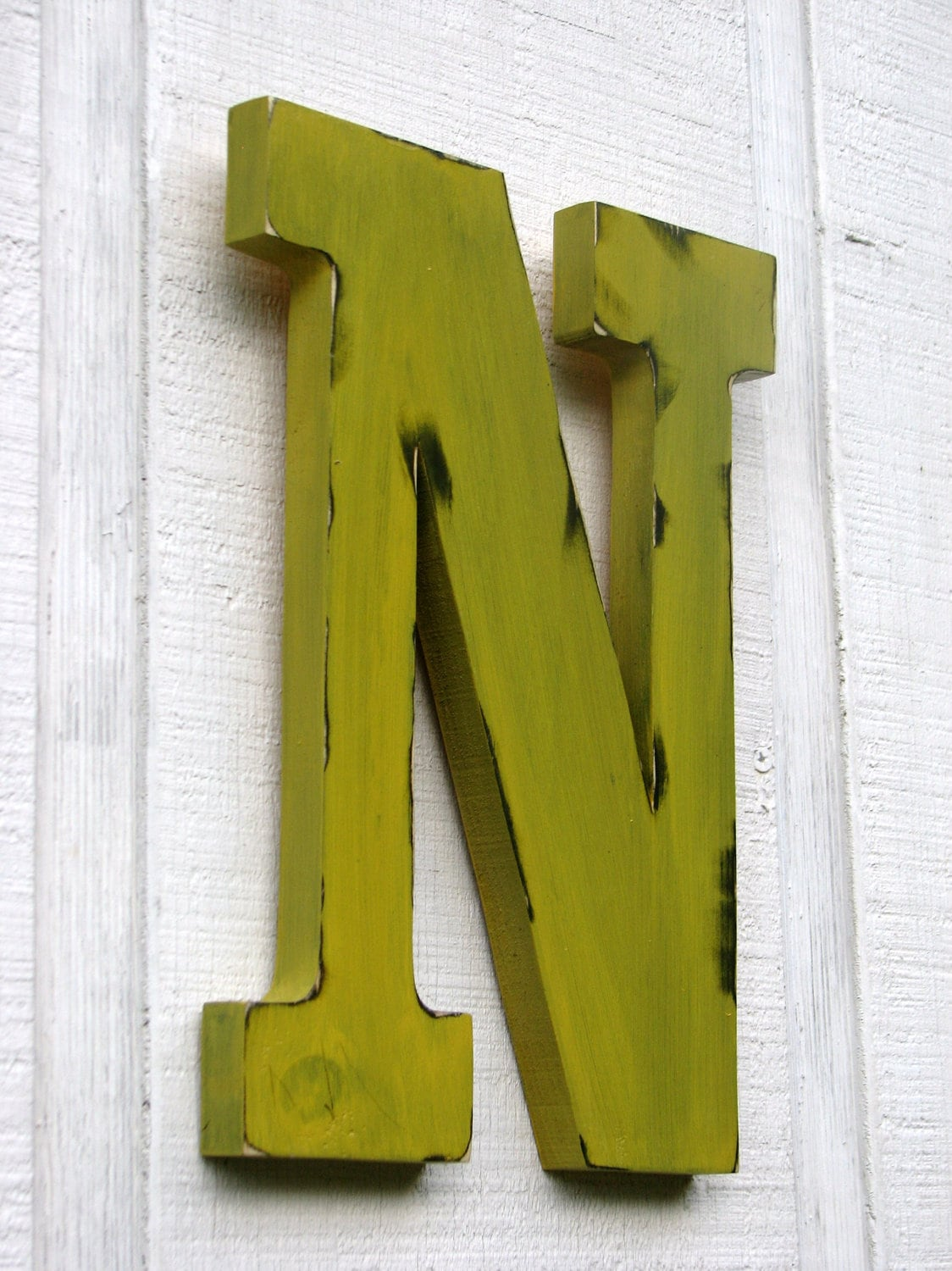 Modern Believe Letters Wooden Wall Decor Embellishment - The Wall ...