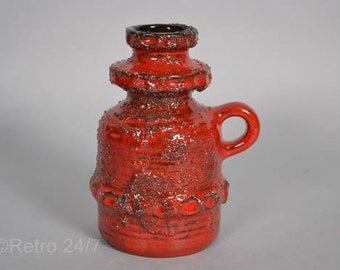 Carstens Tönnieshof 7327 West Germany vase -  red