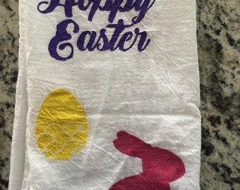 Holiday themed dish towels