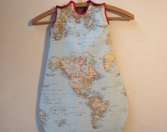 Sac de couchage bébé «my world»