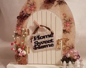 Home sweet home fantasy door