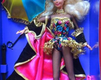 Vintage Circus Star Barbie Doll NEW 1994