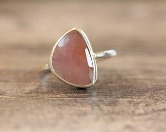 Sail Sapphire Ring