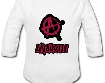Anarchy - possibility of custom name onesie