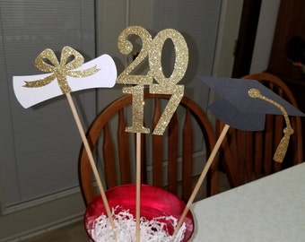Graduation Centerpiece , graduation centerpiece 2017, Graduation party decorations