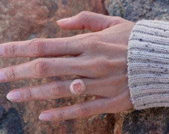 Stunning Cantera Opal Ring