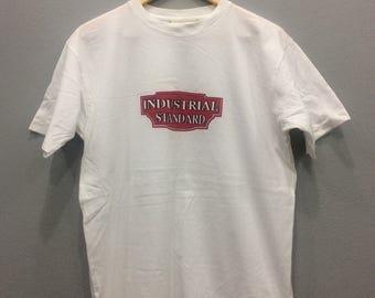 BANANA REPUBLIC Tshirt Vtg90's Made in Usa Medium Size