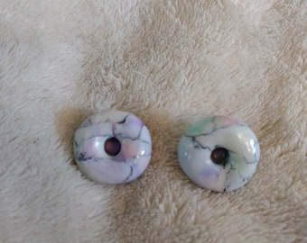 Donut shaped studs