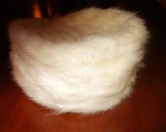 """Vintage Fur Hat...1940""""s"""