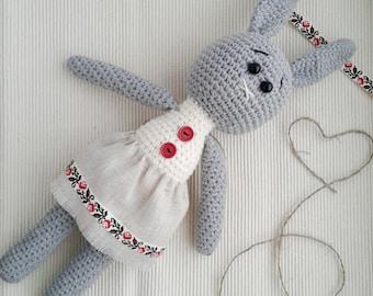 Medium Ethnic Bunny