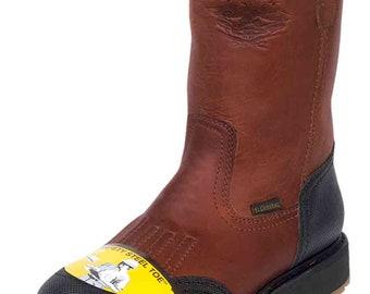 Work boot C/helmet General 705 C/Helmet skin Crazy Shedon ID 13825