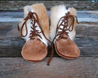 Baby Moccasins Handmade