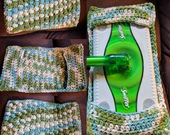 Swiffer sweeper reusable covers