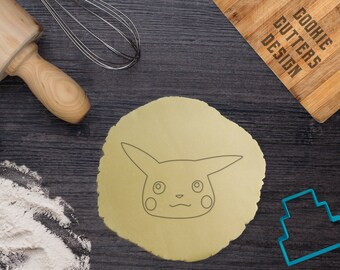 Pokemon cookie cutter / Cookie cutter / Pokemon fondant cutter
