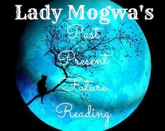 Past, Present Future Reading