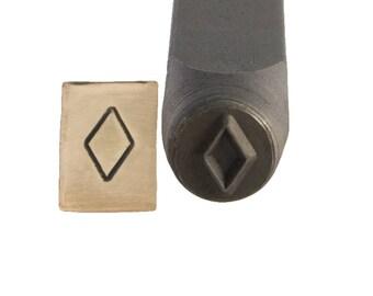 Diamond Stamp 6 mm 55-608