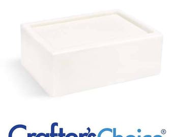 Crafters Choice 24 LB Detergent Free Coconut Milk Melt and Pour Soap Base