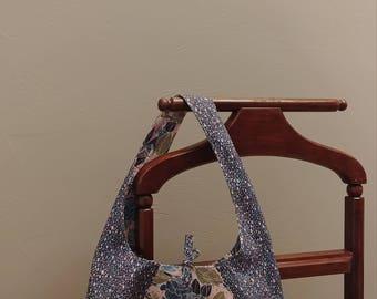 Laney Reversible Hobo Bag