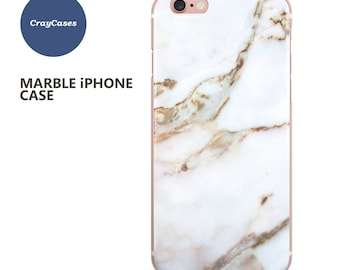 Marble iPhone 6s Case, Marble iPhone 6s Plus Case, Marble iPhone 7 Case, Marble iPhone 6 Plus Case (SN703) (Shipped From UK)