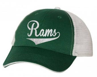 MMHS - Rams Baseball Hat
