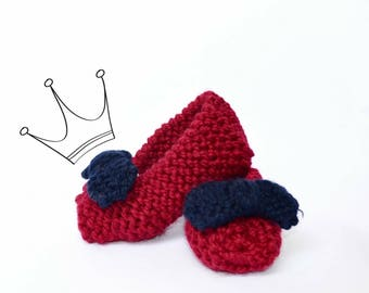 Raspberry red slippers :)