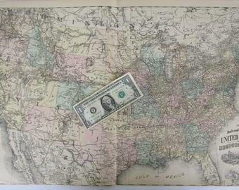United states map Etsy