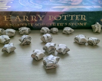Harry Potter Origami Stars