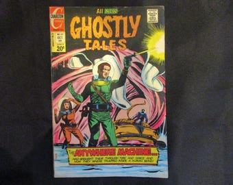 Ghostly Tales #107 Charlton Comics 1973