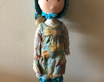 1974 Vintage Holly Hobbie Doll