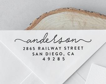 CUSTOM ADDRESS STAMP, Address Stamp, Return Address Stamp, Adress Stamp, Self Inking Return Address Stamp, Wedding Address Stamp