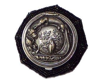 Antique Victorian Beaded Coin Purse