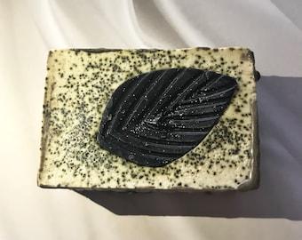 Coffee Cake : USDA Organic Oat Coffee Soap.