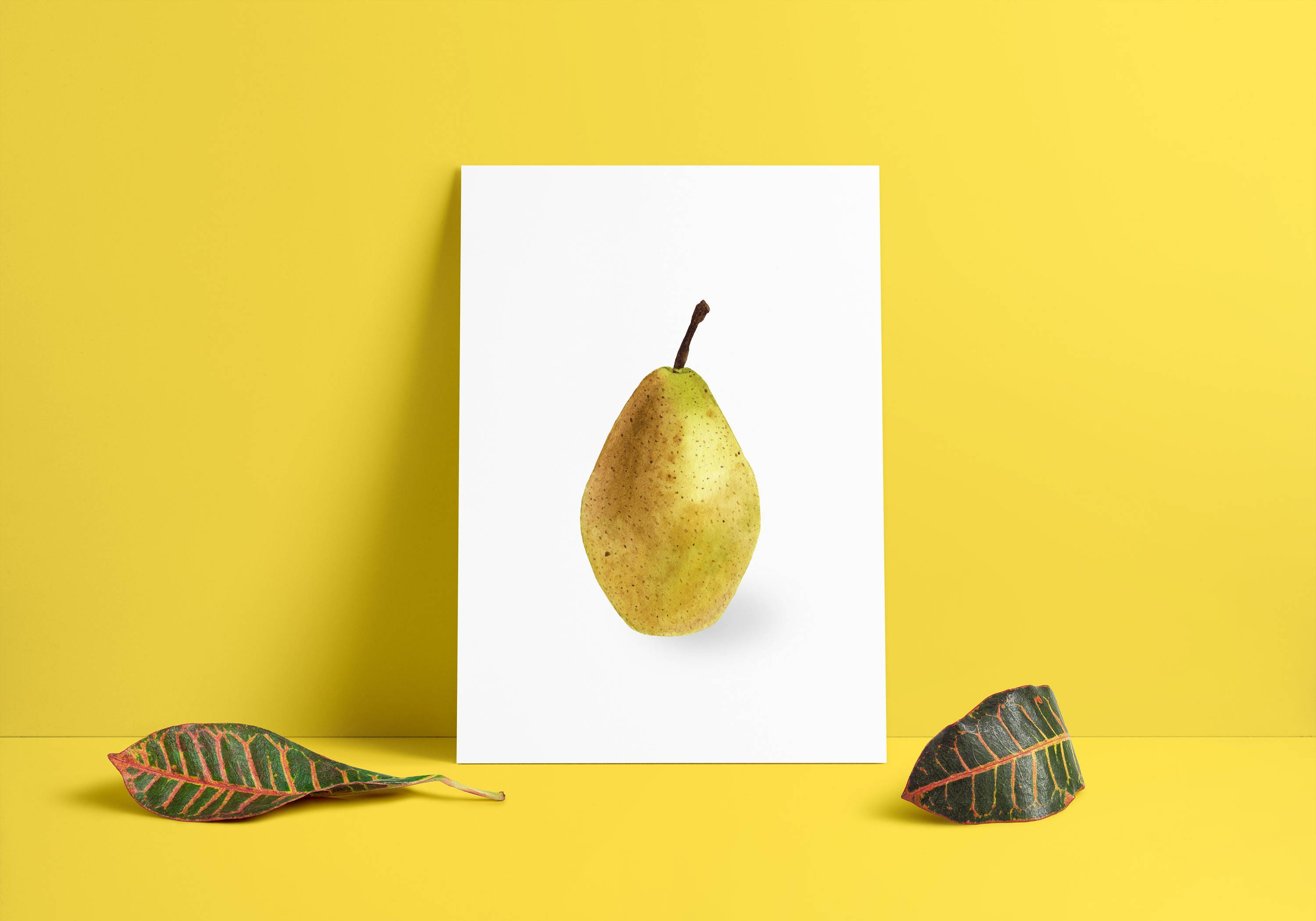 Awesome Pear Wall Art Contemporary - The Wall Art Decorations ...