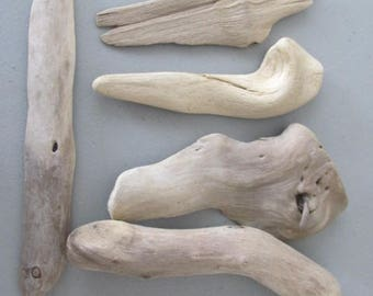 Small Driftwood, Real Driftwood, Weathered Driftwood, Beach Finds, Wood Supply, Craft Supply, Wooden Supply