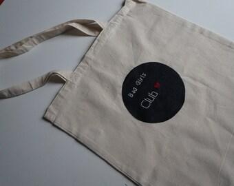 Tote Bag Bad Girl Club