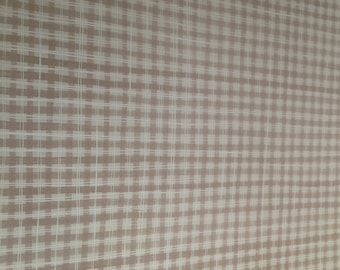 12x12 Brown Cross Stitch Paper
