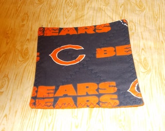 Chicago Bears NFL Coasters - Set of 2 or 4--Free Shipping!