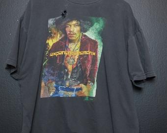 Jimmy Hendrix 1990's vintage Tshirt
