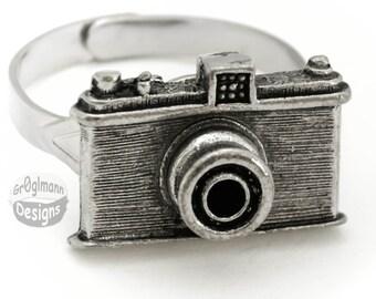 Classic Camera Adjustable Ring