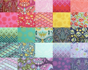 Eden by Tula Pink Fat Quarter Bundle