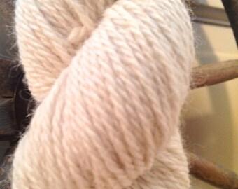 90/10 Shetland/Bamboo Mill Spun Yarn