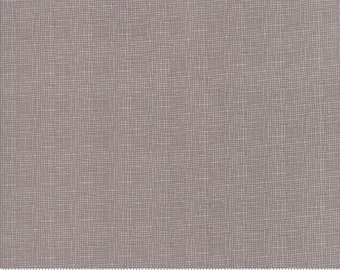 Solid Gray Woven Type Fabric - Lulu Lane by Corey Yoder from Moda - 1 Yard