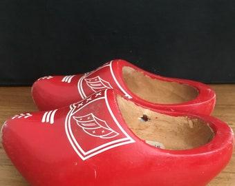 Clogs, children's clogs, really worn