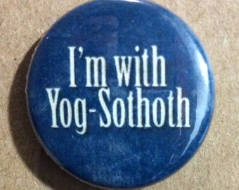 "1"" Button - Yog-Sothoth"