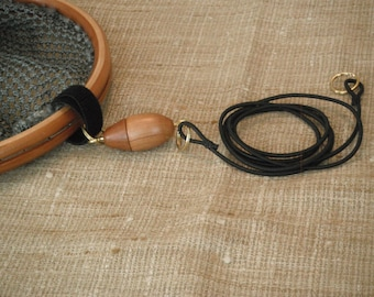 Magnetic Fly Fishing Net Release