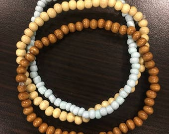Custom made beaded Jewelry