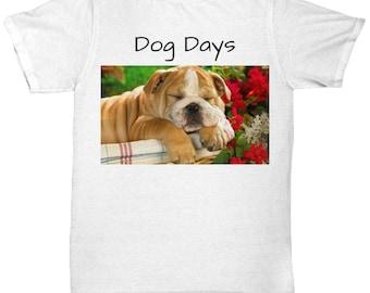 Dog Days T -  Pug