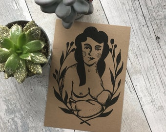 Normalize Breastfeeding ((Print))