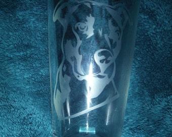 Pitbull Glass